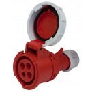 22492-7 IP67 30A CONN 3P4W 480V 7h RED