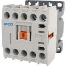 MINI CONT 3P 12A AC3 1NC 24VDC