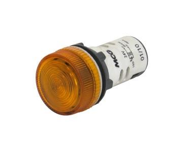 INTEGRAL P-LIGHT AMB W/LED 220VDC