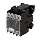 CONT 3P 12A AC3 1NC 24VDC